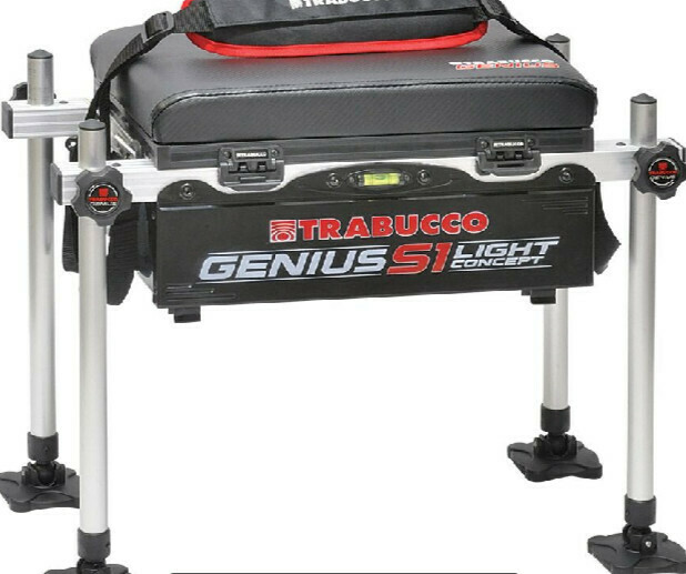Trabucco Genius Box S1 Light