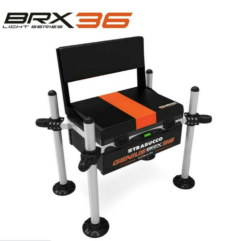 TRABUCCO seat box GENIUS BRX 36 LIGHT
