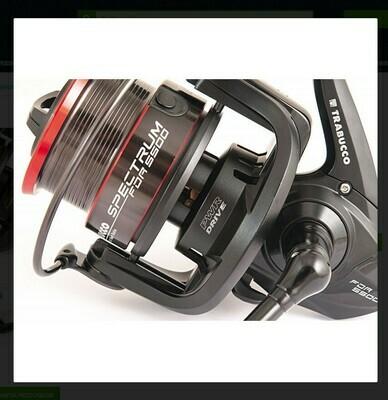 Trabucco Spectrum 5500 FDR feeder reel NEW 2021