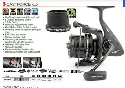 Trabucco Castforce 5500 XLD Feeder reel