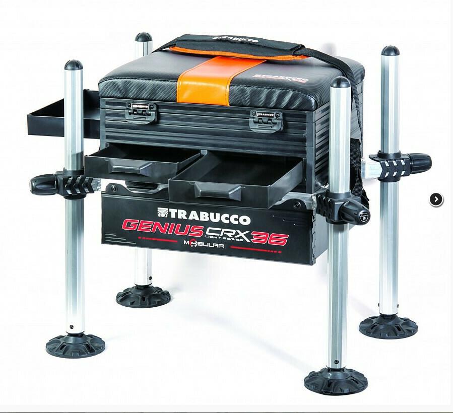 Trabucco Genius CRX36 SEAT BOX 116-13-050