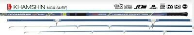 KHAMSHIN NGX SURF 200g 4.2 2 tips 1 solid carbon 1 hybrid