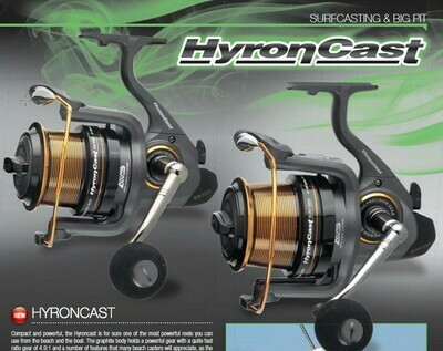 Hyroncast swr surf 8000 powerful and light weight