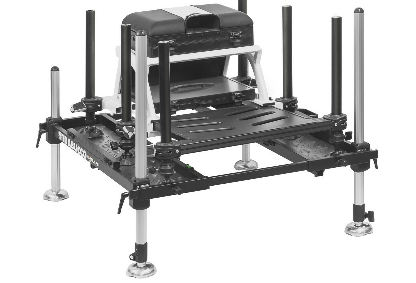GNT TRANSFORMER FOOT PLATE, can be folded like a suitcase, fits any box