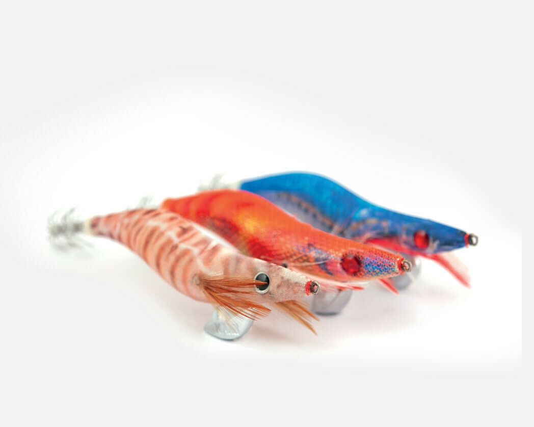 Fierce squid jigs