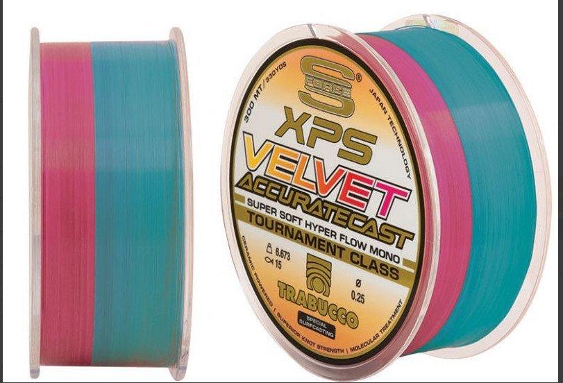 XPS velvet pro accurrate cast 300m spools  15lb and 18lb available