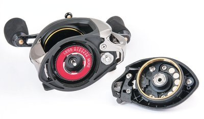 X ray LTE and SPL baitcasters  with easy cast system.