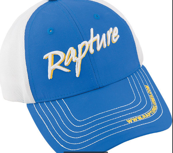RAPTURE 2018 CAPS