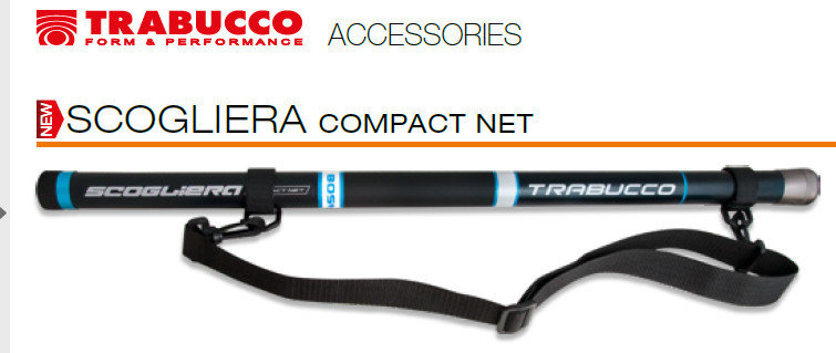 SCOGLIERA NET HANDLE  compact 68cm to 4.5m