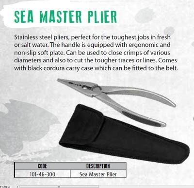 Sea Master Pliers