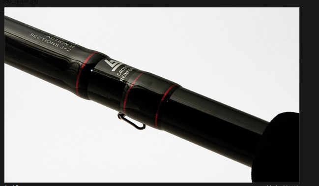 Precision Feeder Range, 3 piece high quality feeder rods  sale price.