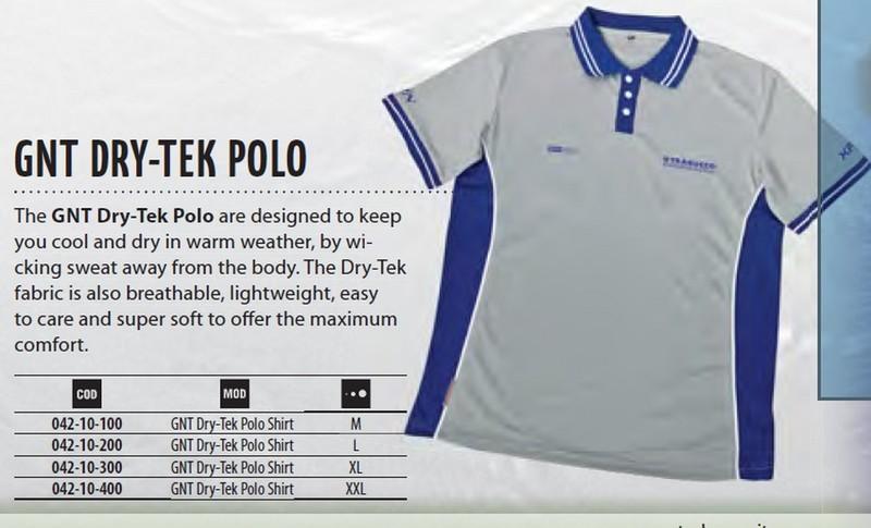 GNT Dry-Tek Polo