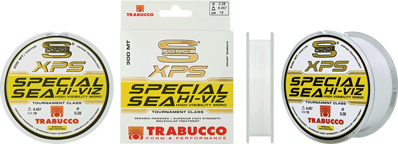 SF XPS Special High VIZ ( white) 300M and 600m  SURF CASTING LINE