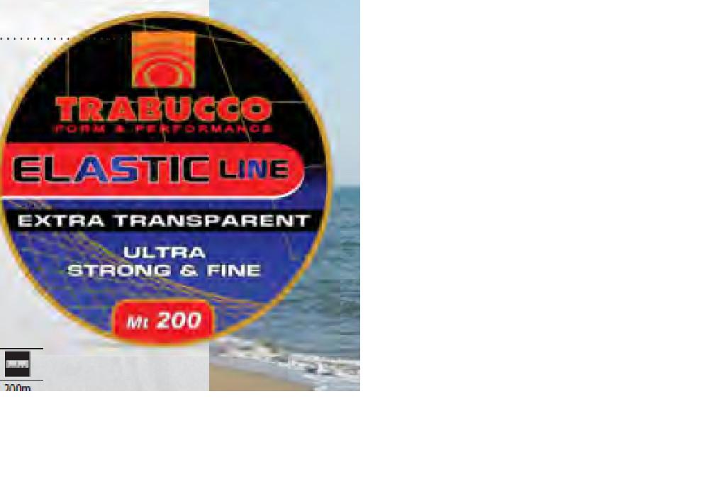 Elastic Line 200m roll