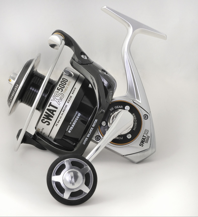 SWAT 6000, A big game spinning reel for everyone to use! last in stock