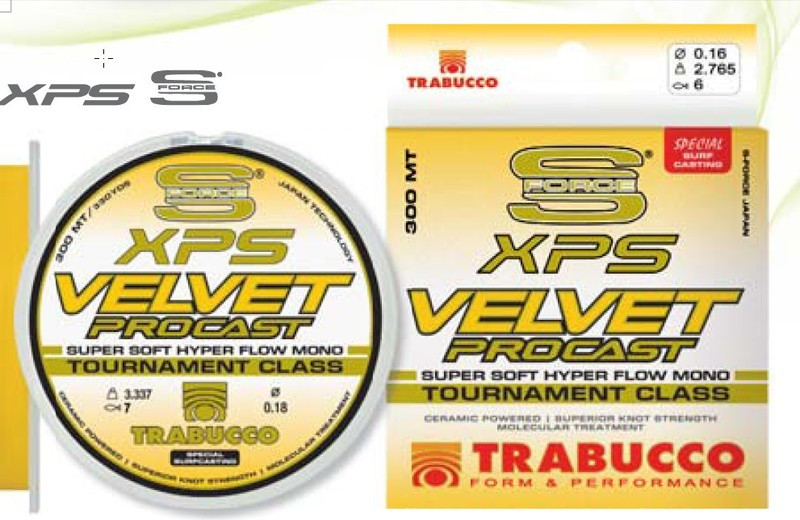 xps PRO VELVET SURF CASTING LINE FOR COMPETITIONS NEW 2015 300m and 600m available