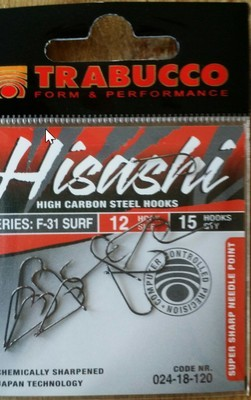 Hirashi sea match F-31 surf hooks  special offer new 2015