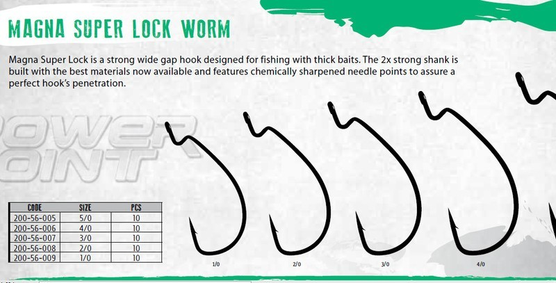 Offset Texas rig worm hooks for soft plastics