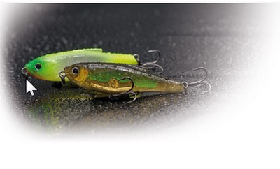 Trout Fry had bait lure ultra small 4.2 cm 3g