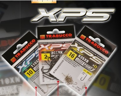 XPS Match specialist hook 701 XK  Barb less  25 per pack.  spade eye  post free