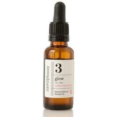 Carrot Rose Serum // Natural Retinol Beauty Oil