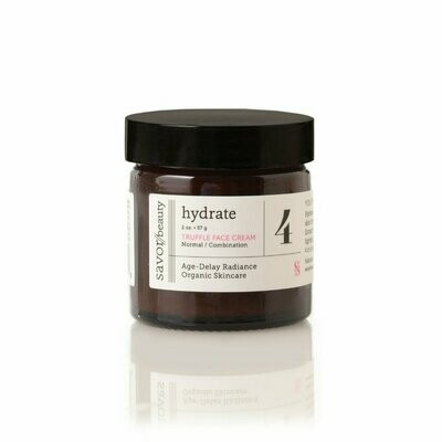 Truffle Face Cream // Age-Delay Radience