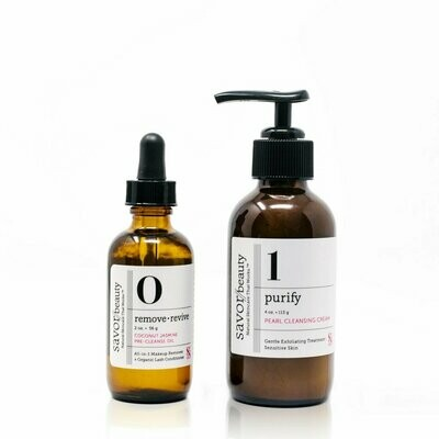 The Double Cleanse Kit