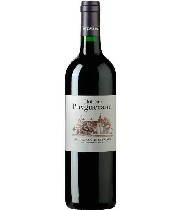 2011 Puygueraud Bordeaux Cotes de Francs