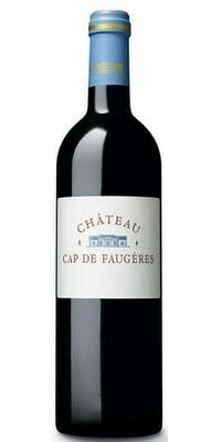 2015 Cap De Faugeres Castillon Cotes De Bordeaux