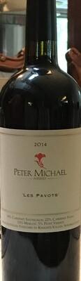 2014 Peter Michael Les Pavots