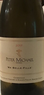 2015 Peter Michael Ma Belle Fille