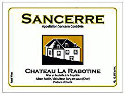 2018 Chateau la Rabotine Sancerre