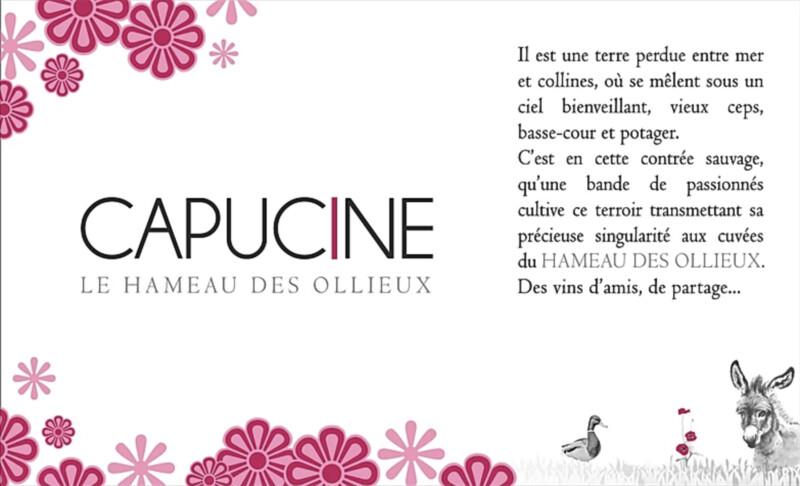 2019 Ollieux Romanis Capucine Rose