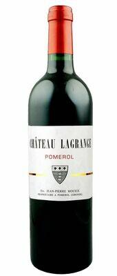 2016 Chateau Lagrange Pomerol