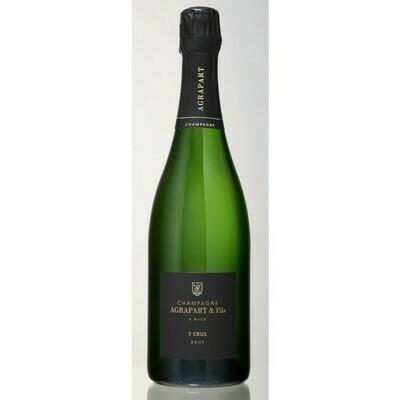 Agrapart Blanc de Blanc 7 Crus Brut 1er Cru Champagne