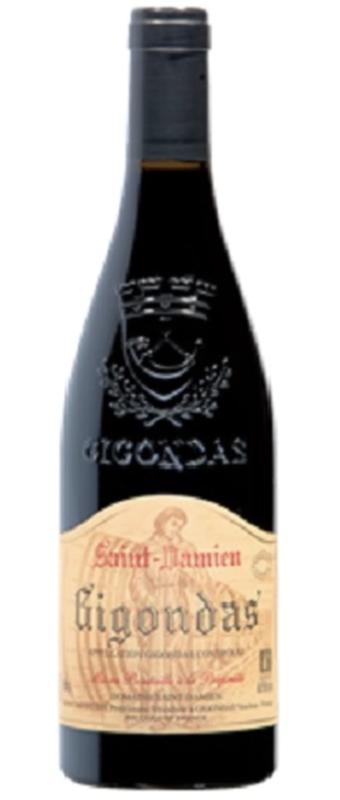 2018 Domaine Saint Damien Gigondas Vieilles Vignes