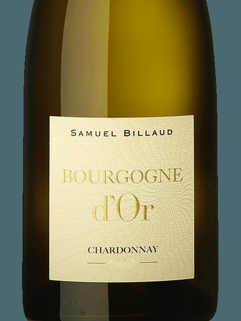 2016 Samuel Billaud Bourgogne d'Or