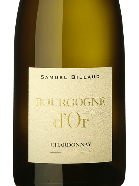 2016 Samuel Billaud Bourgogne d'Or