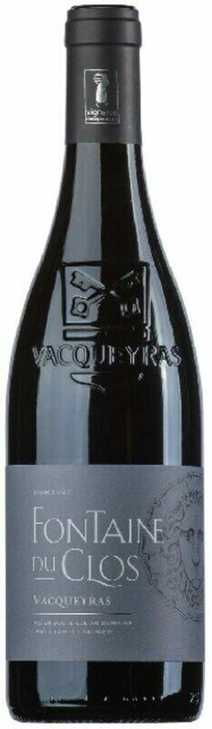 2017 Fontaine du Clos Vacqueyras