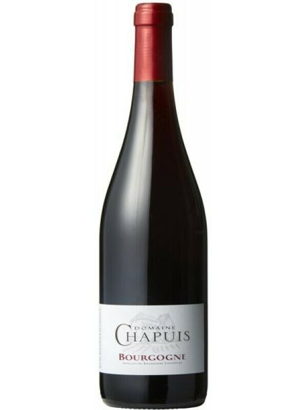 2018 Domaine Chapuis Bourgogne Rouge