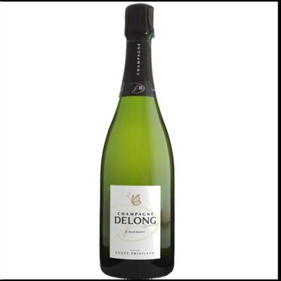 Delong Marlene Champagne Cuvee Privilege