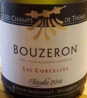2016 Les Champs de Themis Bouzeron Les Corcelles