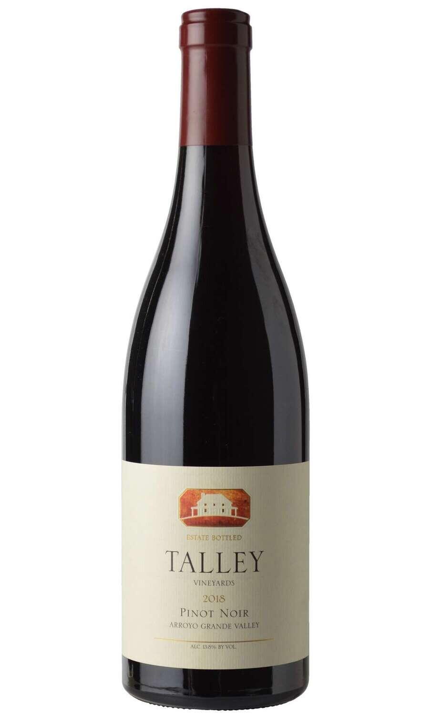 2018 Talley Vineyards Pinot Noir