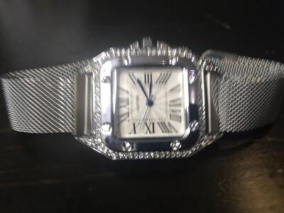 Cartier watch women quartz