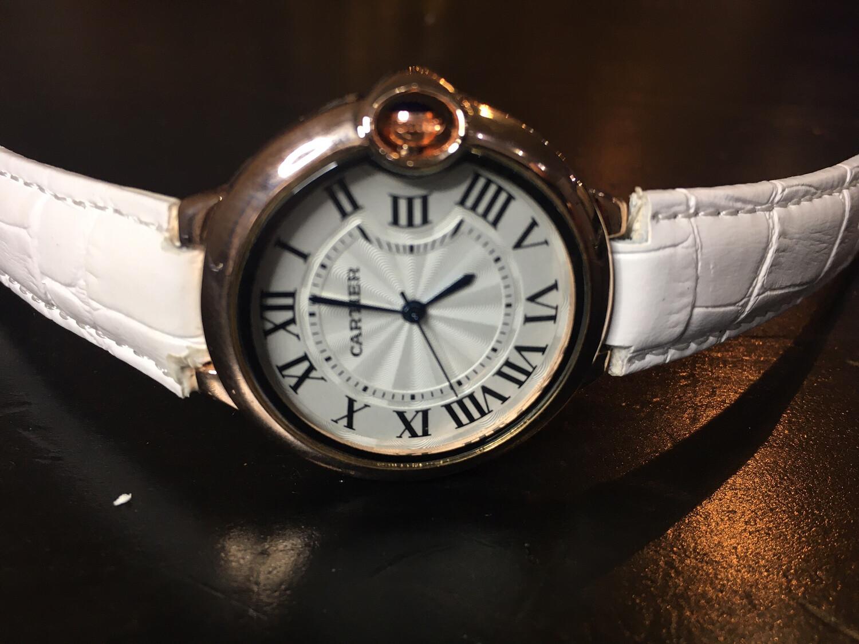 Cartier women quartz watch