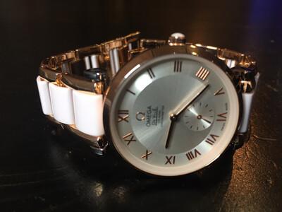 Omega watch women quartz, omega часы женские кварцевые
