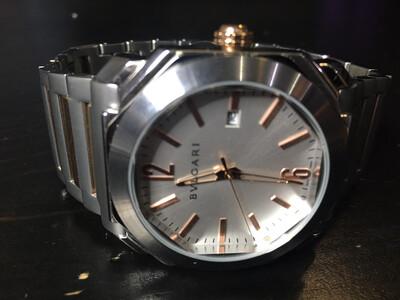 Bvlgari watch mens automatic, мужские автоматические часы