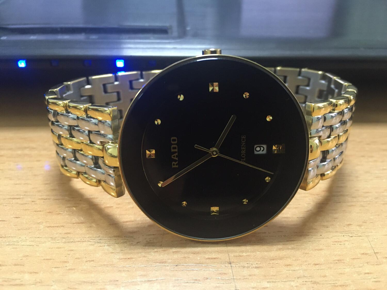 Rado Florence quartz mens watch, часы кварцевые мужские