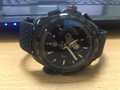 Tag Hauer watch mens automatic, часы мужские автоматические