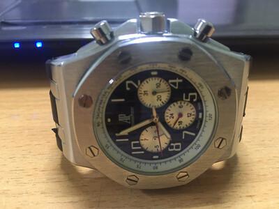 Audemars Piguet watch mens automatic, мужские автоматические часы